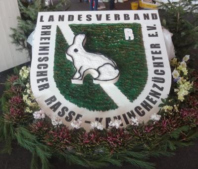 Wappen Rheinischer Kaninchenzüchter